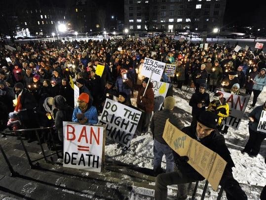 Trump Travel Ban Vermont