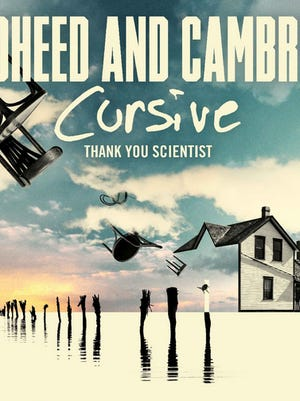 Coheed and Cambria and Cursive will play The District Oct. 18.