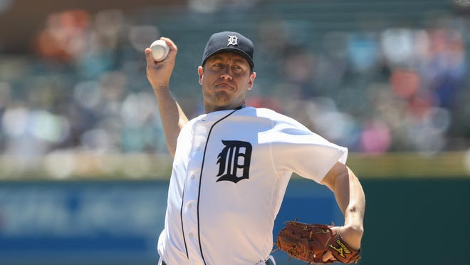 RHP Jordan Zimmermann could return to pitch for the Tigers this week.