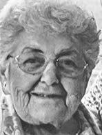 Helen Louise Wagner, 96