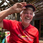 Bill 'Spaceman' Lee makes his pitch for VT governor