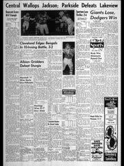 BC Sports History: Week of Sept. 24, 1965