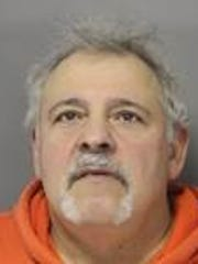 Derrick Andricola, 56, of Turnersville, N.J., was charged with trademark counterfeiting.