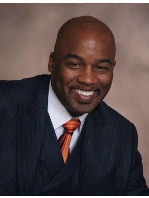 Rev. Dr. Lawrence Glass, president of the Council of Baptist Pastors of Detroit and Vicinity, and pastor of El Bethel Baptist Church in Detroit
