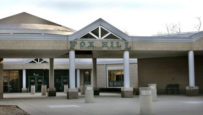 Fox Hill Elementary School, shown on Thursday, Jan. 26, 2006.
