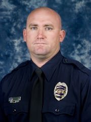 Chandler Police Officer David Payne died on Oct. 31, 2014.
