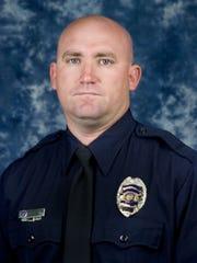 Chandler Police Officer David Payne died on Oct. 31,