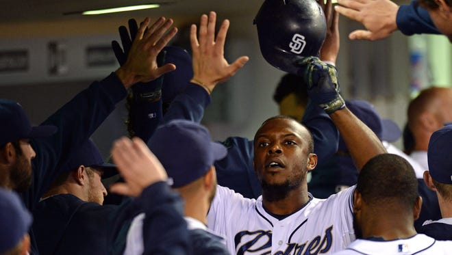 Justin Upton has hit 190 home runs and is just 28 years old.