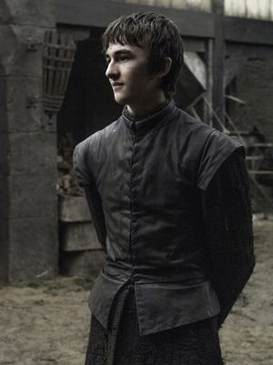 After a season away from HBO's Game of Thrones, Bran Stark (Isaac Hempstead Wright) returns as a young man who is developing his great powers.