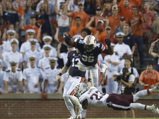 GAMEDAY: Auburn vs. Texas A&M