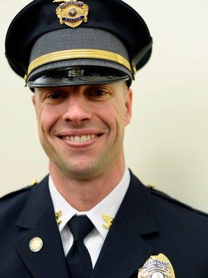 Springettsbury Township Police Chief Daniel Stump