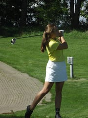 Green Bay Preble senior Katie Warpinski leads the Fox River Classic Conference with a 39.25 nine-hole average.
