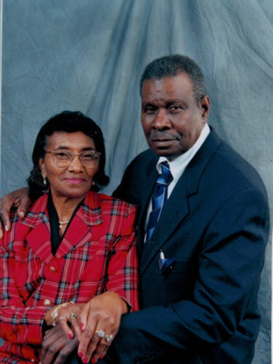 Anniversaries: Mrs. Esther Robinson & Mr. James F. Robinson