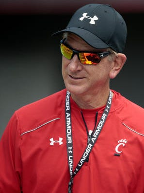 Coach Tommy Tuberville and the UC Bearcats will play a schedule that includes a Thursday night home game on ESPN.
