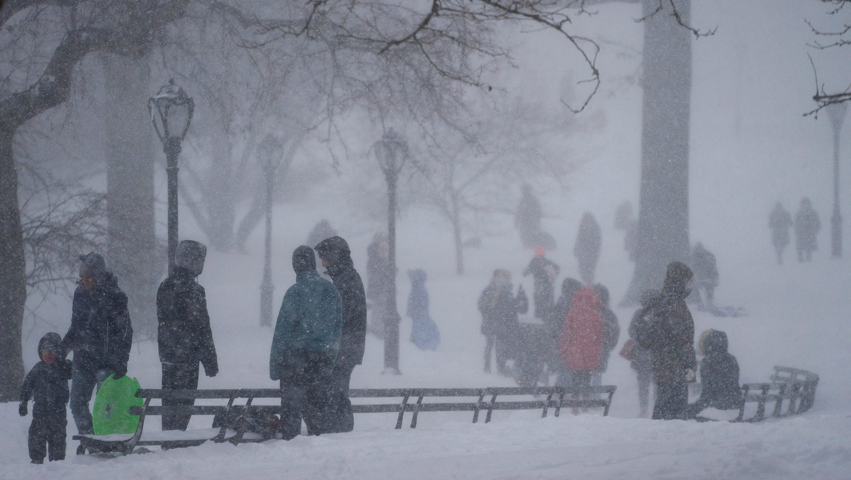 From Russia, with snow: How Siberian weather predicts U.S ...