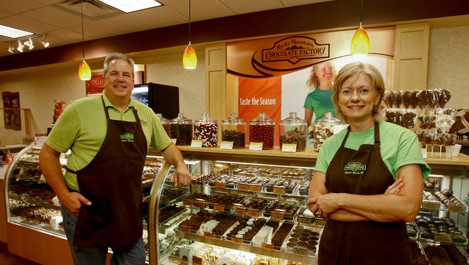Rocky Mountain Chocolate Factory, which opened in Holiday Village Mall in 2011, closed last week.
