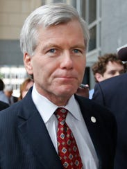 Bob McDonnell and lawyer John Brownlee