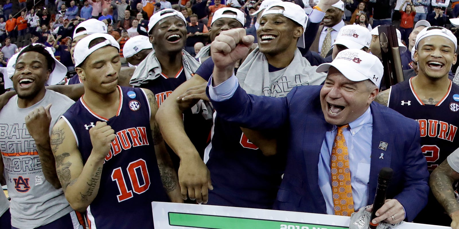 Making the case for Auburn to win national title at Final Four
