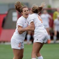 Cedar Grove-Belgium girls soccer shines in first state game