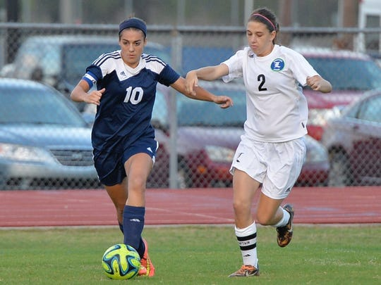 Siegel's Madison Louk (10) will play in the High School