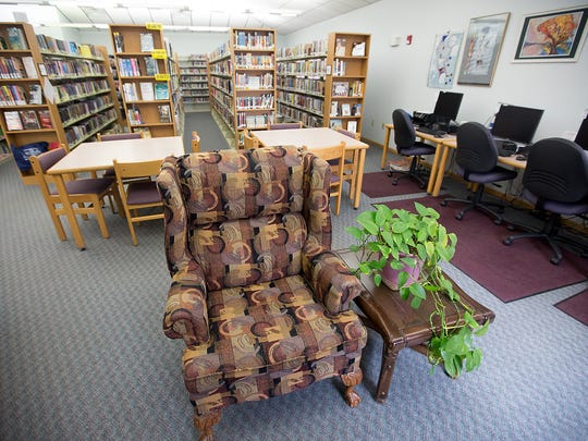 The Lester Public Library of Rome is planning to double its size with a remodel and expansion, Tuesday, March 22, 2016.