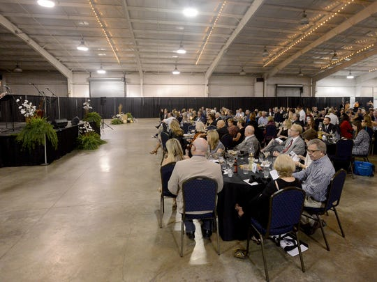 The Jackson-Madison Library Foundation hosted John Carter Cash for their annual fundraising event, Thursday evening at Jackson Fairgrounds Park.