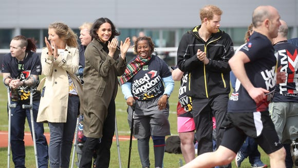 We want Meghan Markle and Prince Harry to be our cheerleaders