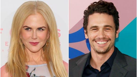 Nicole Kidman and James Franco do a dramatic reading