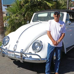 Just Cool Cars: One supersized VW Beetle