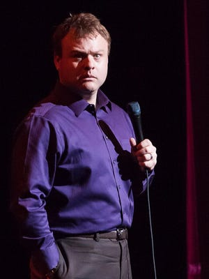 Waukesha-raised comedian and impressionist Frank Caliendo comes home for a Riverside Theater show Saturday.