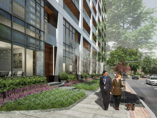 Rendering of 440 Hamilton Avenue in White Plains, an