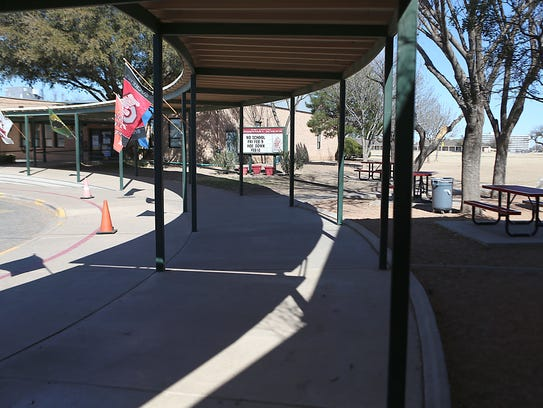 Fort Concho Elementary stands to gain a control entry