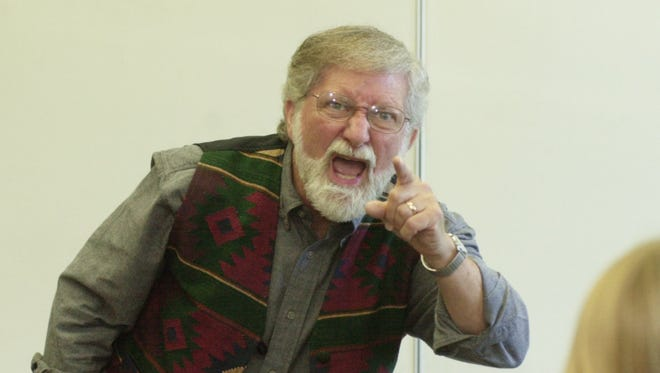Award-winning storyteller Dick Strader will be among the talent at the Enquirer's inaugural Mosiac Storytelling Showcase.