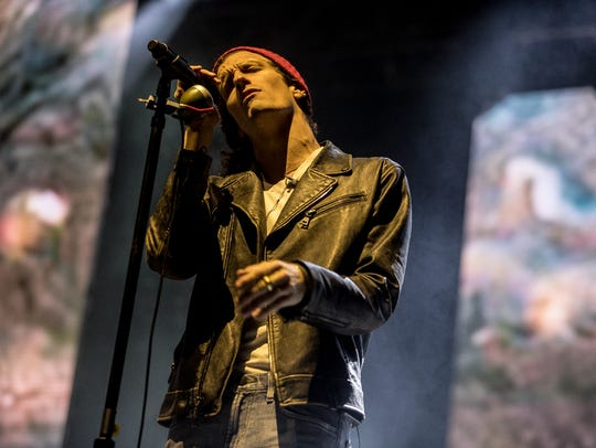 The Revivalists perform at McDowell Mountain Music