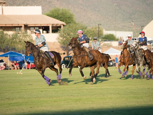 Bentley Scottsdale Polo Championships