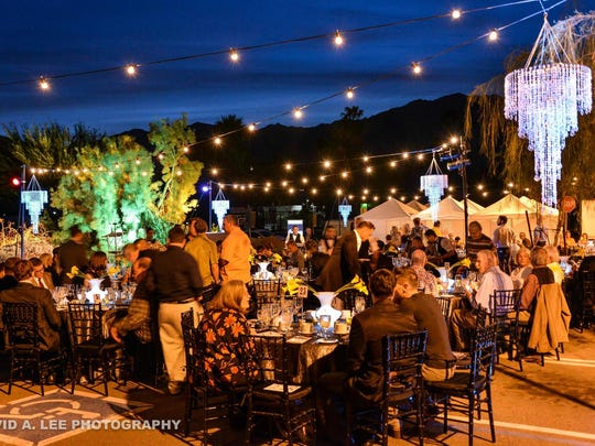 Several hundred animal lovers came together to raise crucial funding for the Palm Springs Animal Shelter during the Faux Fur Ball II: Puttin' on the Leash gala on Oct. 24.