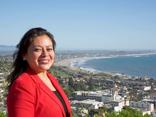 Jeannette Sanchez-Palacios is one of 10 candidates
