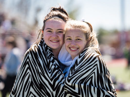 Caravel Invitational track and field meet
