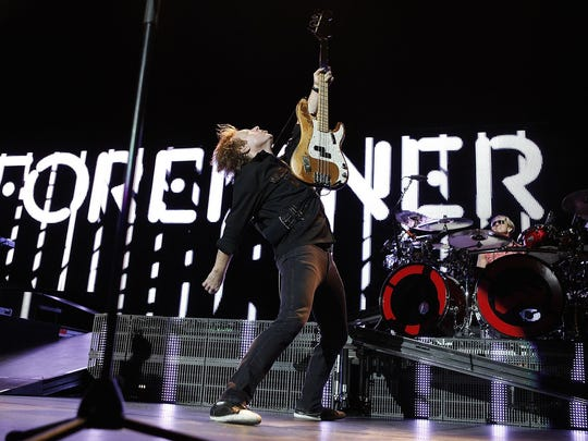Jeff Pilson of Foreigner
