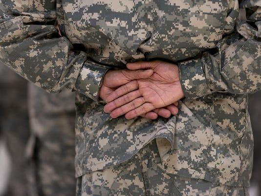 Delaware National Guard Deployment for INSIDER