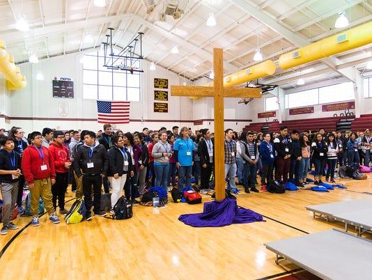 Wilmington Catholic Youth Pilgrimage