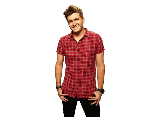 Adam Agee of Audio Adrenaline will perform as part of Big Church Night Out at Germain Arena in Estero on Oct. 29.
