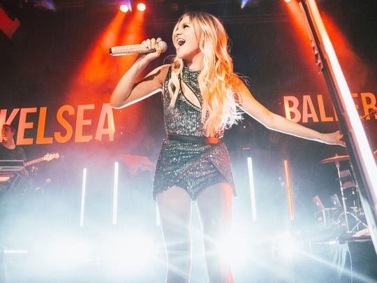 Knoxville's Kelsea Ballerini performs at the 9:30 Club