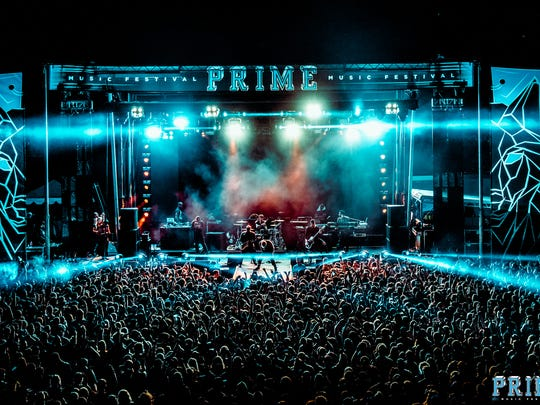 PRIME Music Festival, now in its second year, will be held Sept. 14 and 15 at Adado Riverfront Park.