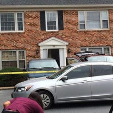 Police who searched a car and a condo Friday in connection with the disappearance of a University of Virginia student.
