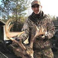 Goodman wins Big Buck contest