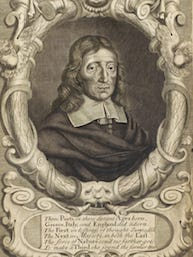 """In the Rutgers collection is the first illustrated edition of """"Paradise Lost,"""" which played a major role in establishing John Milton's experimental work in the literary canon."""