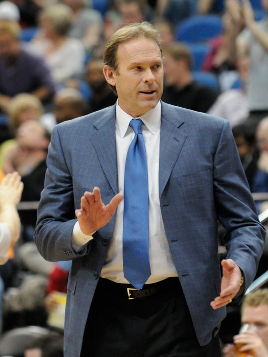 Knicks Rambis Basketball
