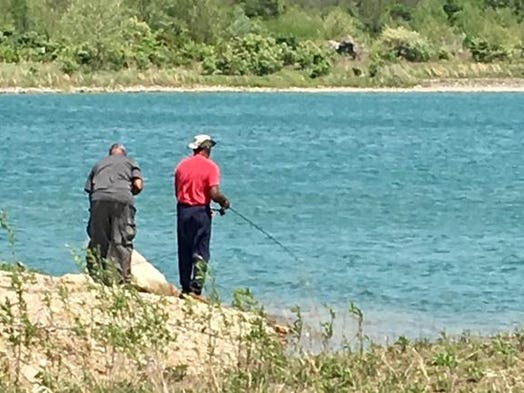 Donors buy grand valley park rangers a new home for Fishing in cincinnati