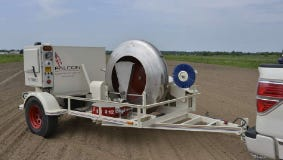 Falcon Soil Technologies will be conducting in-the-field demos the week of Sept.11in Wisconsin.